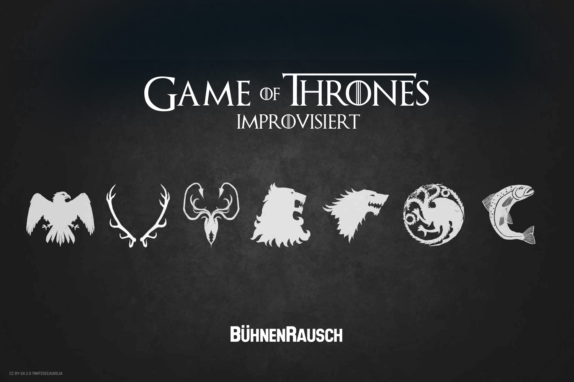 Game of Thrones ... improvisiert